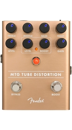 MTG Tube Distortion Pedal -