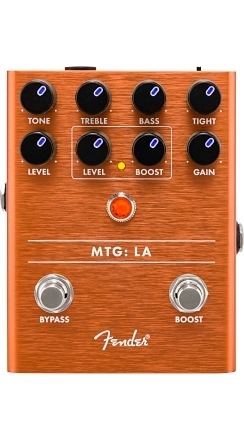 MTG:LA® Tube Distortion -