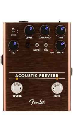 Acoustic Preverb -