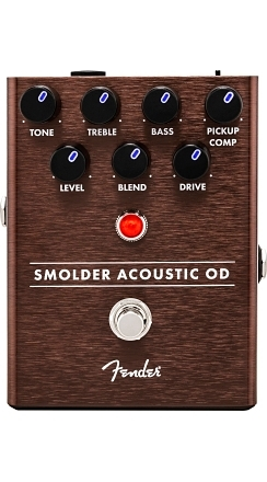 Smolder Acoustic Overdrive -