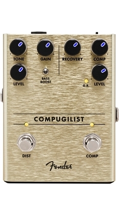 Compugilist® Compressor/Distortion -