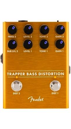 Trapper Bass Distortion -