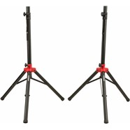 Compact Speaker Stands w/Bag -