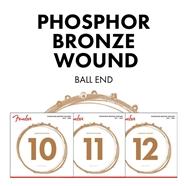 Phosphor Bronze Acoustic Guitar Strings -