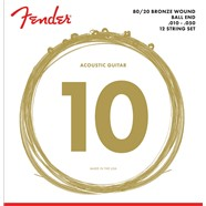80/20 Bronze Acoustic Strings (12-String) -