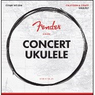 California Coast Concert Ukulele Strings -