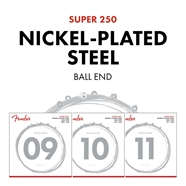 Super 250's Nickel-Plated Steel Strings -