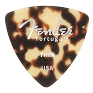 346 Shape Tortuga™ Picks — 6-Pack - Shell