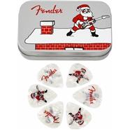 Fender® Holiday Pick Tin (6) -