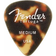 351 Shape Tortuga™ Picks — 6-Pack - Shell