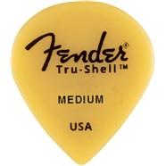 Fender® Tru-Shell™ Picks - 551 Shape - Tru-Shell