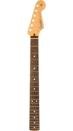 American Channel Bound Stratocaster® Neck, 21 Medium Jumbo Frets - Rosewood -