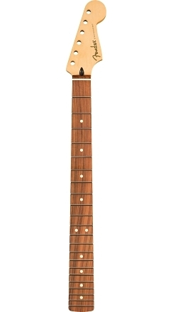 Sub-Sonic Baritone Stratocaster® Neck, 22 Medium Jumbo Frets - Natural