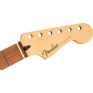 Sub-Sonic Baritone Stratocaster® Neck, 22 Medium Jumbo Frets, Pau Ferro -