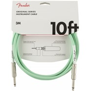 Original Series Instrument Cables - Surf Green