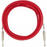 Original Series Instrument Cables - Fiesta Red