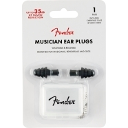 Musician Series Black Ear Plugs -