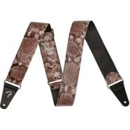 Wild Faux Snakeskin Leather Strap -