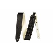 Fender® Ball Glove Leather Strap - Black