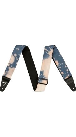Tie Dye Acid Wash Straps - Navy