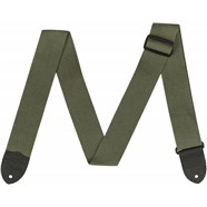 "2"" Cotton Strap - Green"