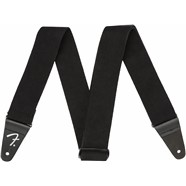 Fender® SuperSoft Strap - Black