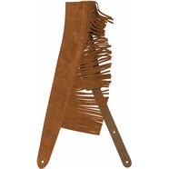 Fender® Suede Fringe Strap -