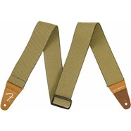 Fender® WeighLess™ Tweed Strap - Tweed