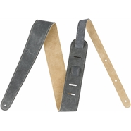 Fender® Reversible Suede Strap - Gray and Tan