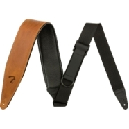 Fender® Right Height™ Leather Strap -