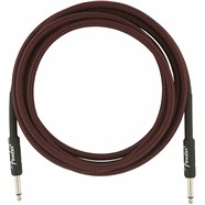 Professional Series Instrument Cable, Tweed - Red Tweed