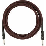 Pro Tweed Cable - Red Tweed