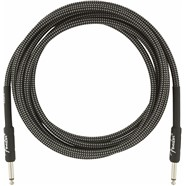 Professional Series Instrument Cable, Tweed - Gray Tweed