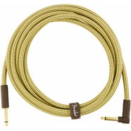 Deluxe Series Instrument Cable, Tweed - Tweed