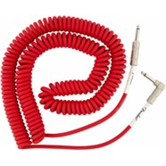 Original Series Coil Cable - Fiesta Red