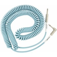 Original Series Coil Cable - Daphne Blue