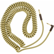 Deluxe Series Coil Cable, Tweed, 30' - Tweed