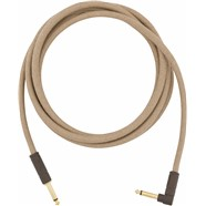 Festival Hemp Instrument Cables - Natural