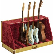 Classic Series Case Stand - 7 Guitar - Tweed