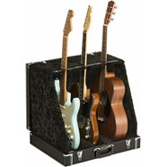 Classic Series Case Stand - 3 Guitar - Black