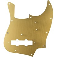 Classic  Jazz Bass 11-Hole 1-Ply Gold Anodised (Made in Japan Model) -