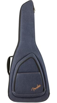 Denim Electric Guitar Gig Bag - Blue Denim