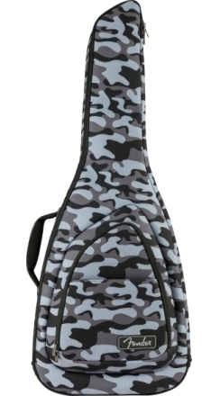 FE920 Camo Electric Guitar Gig Bag - Winter Camo