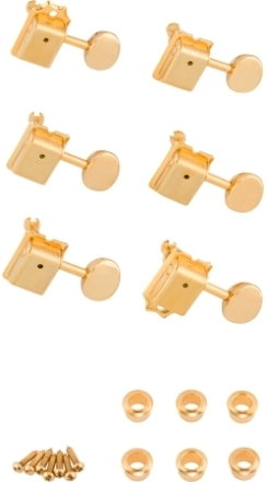 American Vintage Stratocaster®-Telecaster® Tuning Machines - Gold