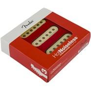 Fender Hot Noiseless™ Strat® Pickups - Aged White