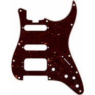 Elite Strat® HSS Pickguards - Shell
