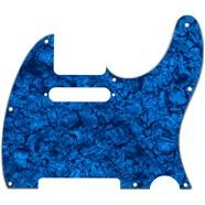 Telecaster® Pickguard - Blue Moto