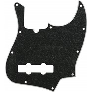 Jazz Bass® Pickguard - Black Sparkle