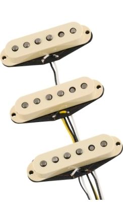Vintera '50s Vintage Stratocaster Pickup Set -