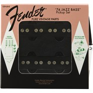 Pure Vintage '74 Jazz Bass Pickup Set -